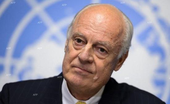 Đặc phái viên LHQ gặp phe đối lập ở Syria