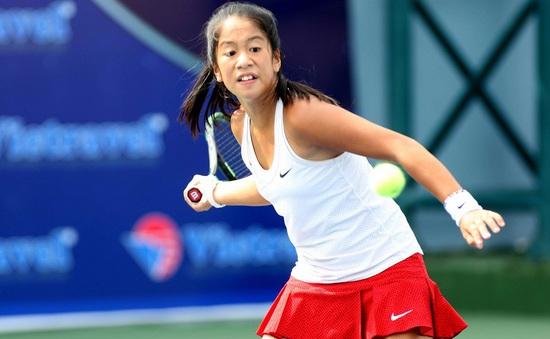 Lian Trần xếp hạng 6 chung cuộc giải quần vợt U14 ITF nhóm 1 châu Á 2016