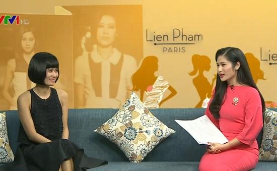 Gặp gỡ nhà thiết kế Liên Phạm - Người thổi hồn Việt vào thời trang Pháp