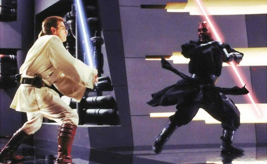 Bí mật đằng sau thanh kiếm ánh sáng trong phim Star Wars