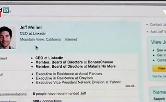 Hơn 100 triệu tài khoản Linkedln bị rao bán