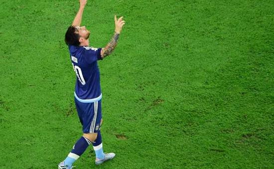 VIDEO Argentina 0-0 Chile (penalty: 2-4): Thêm một lần ngã đau