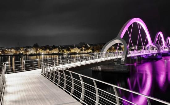 11 cây cầu mới có thiết kế phá vỡ mọi khuôn mẫu