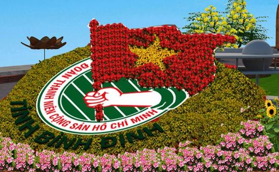 Lần đầu tiên Bình Định có đường hoa thanh niên