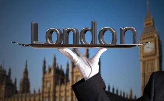 London là thành phố giàu nhất châu Âu