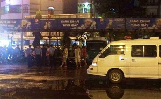 Tạm giữ nghi can nổ súng ở bến xe Miền Đông (TP.HCM)
