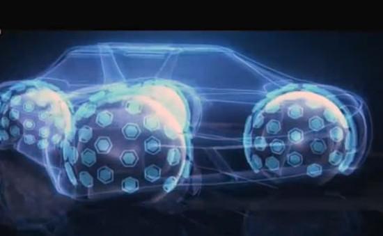 Ra mắt lốp xe 360 độ độc đáo nhất thế giới
