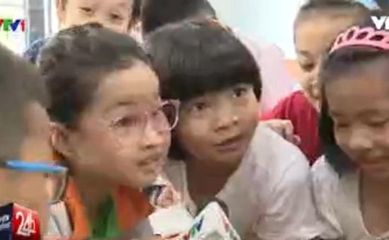 Thú vị lớp học đặc biệt cho trẻ về bảo vệ môi trường
