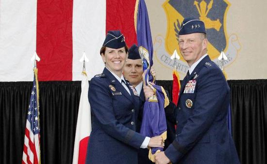 Nữ tướng đầu tiên chỉ huy lực lượng tác chiến Mỹ