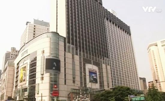 Các nhà điều tra Hàn Quốc khám xét trụ sở Tập đoàn Lotte