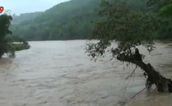 9 người chết và mất tích do mưa lũ