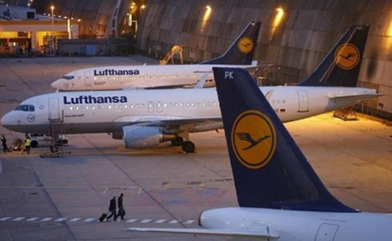 Lufthansa kêu gọi phi công nối lại đàm phán