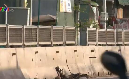 Bình Định: Người dân tự ý tháo bỏ lưới chống lóa