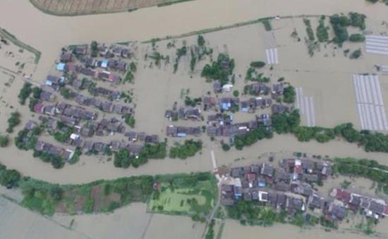 Trung Quốc: Lũ lụt khiến 112 người chết và mất tích