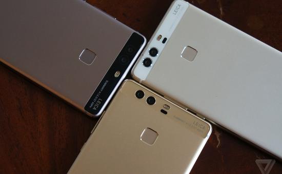 Cận cảnh Huawei P9 với camera kép của Leica