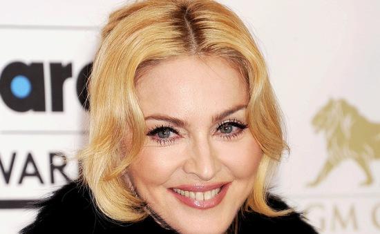 Madonna được vinh danh là Người phụ nữ của năm 2016