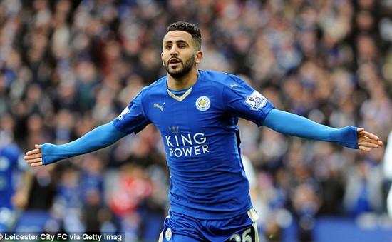 Mahrez nằng nặc đòi rời Leicester trong Hè này
