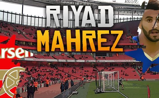 """Chuyển nhượng 23/7: Mahrez chọn đến Arsenal, Real Madrid """"phá bĩnh"""" Man Utd vụ Pogba"""