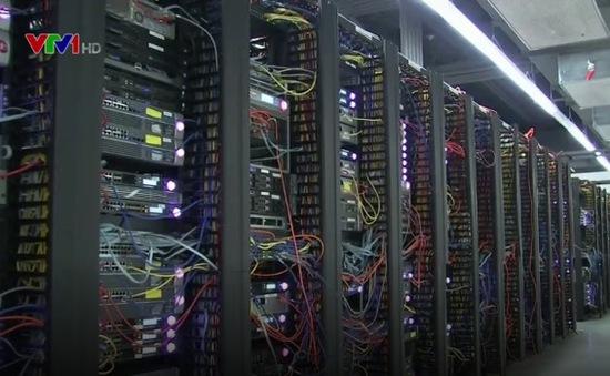 Hàng loạt trang web bị tấn công quy mô lớn