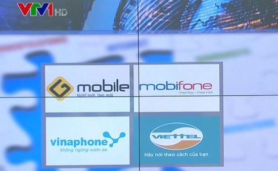 Đã có 4 nhà mạng được cấp phép 4G