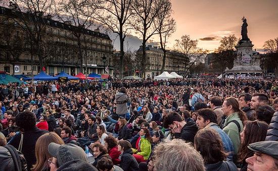 Đình công tại Pháp đe dọa EURO 2016