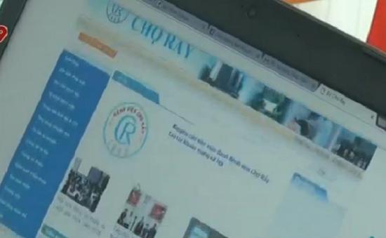 """Website bệnh viện mạo danh khiến người dân """"hoa mắt"""""""