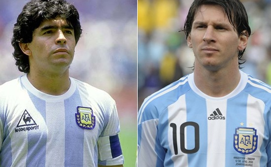 Huyền thoại bóng đá Italy chê Messi kém tài Maradona, Di Stefano