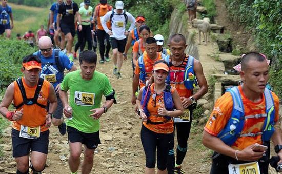 Kết thúc giải chạy việt dã vượt núi Việt Nam - Vietnam Mountain Marathon 2016