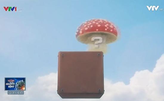 Trải nghiệm trò chơi Mario trong đời thực