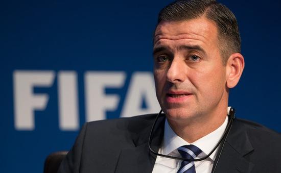 Phó Tổng Thư ký FIFA bị sa thải