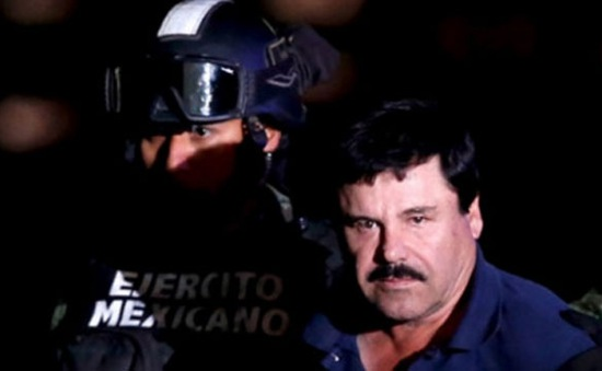 Mexico lắp 1.000 camera giám sát ngục giam trùm ma túy Guzman