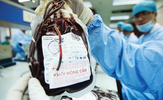 TP.HCM đủ lượng máu dự trữ cấp cứu, điều trị dịp Tết