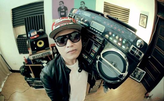 Rapper LK trải lòng trong Ghế không tựa (11h, VTV6)
