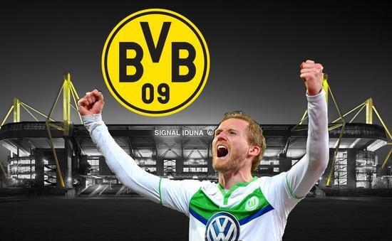 Sau Gotze, Dortmund chính thức sở hữu Schurrle với giá kỷ lục