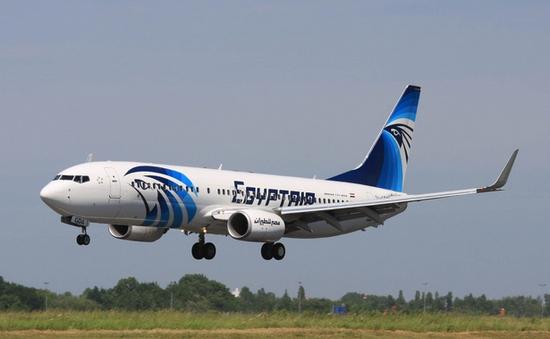 Máy bay Ai Cập mất tích có thể đã rơi xuống Địa Trung Hải