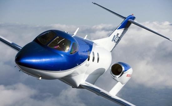 """Máy bay phản lực cá nhân của hãng Honda chính thức ra """"lò"""""""