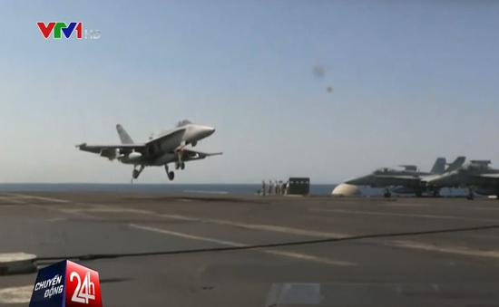 Ném bom vào quân đội Syria ở Deir Ezzor do xác định sai mục tiêu?