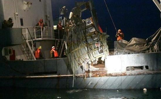 Nga không loại trừ khả năng khủng bố trong vụ máy bay rơi ở Biển Đen