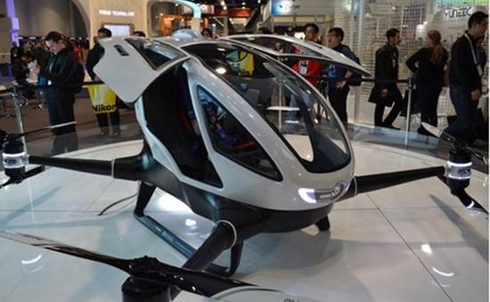 Máy bay chở khách không người lái ra mắt tại CES 2016