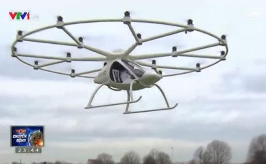 Volocopter VC 200 - Trực thăng kết hợp thiết bị bay không người lái