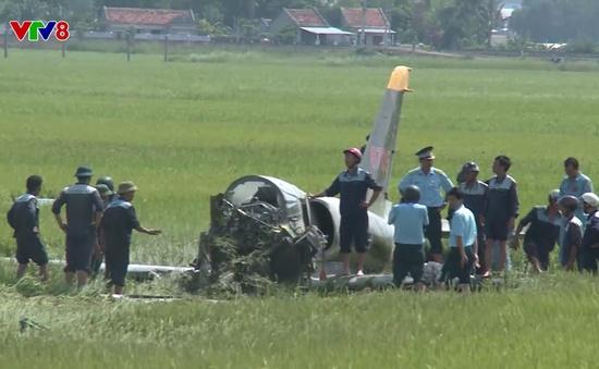 Thủ tướng chỉ đạo xác minh nguyên nhân vụ máy bay quân sự rơi tại Phú Yên