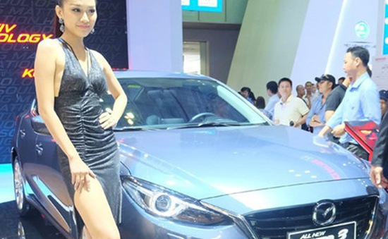Thu hồi 10.000 xe Mazda của Thaco
