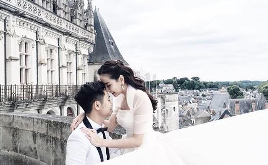 Mai Ngọc khoe ảnh cưới du hí châu Âu