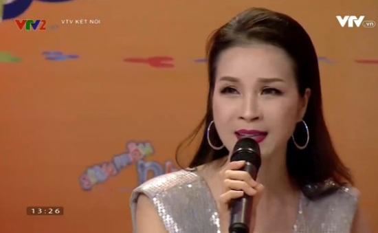 """MC Thanh Mai tái ngộ khán giả trên ghế nóng """"Siêu mẫu nhí"""""""