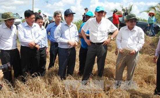 Phó Tổng Thư ký LHQ làm việc với Việt Nam về hạn hán