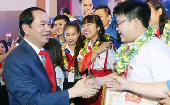 75 năm thành lập Đội Thiếu niên Tiền phong Hồ Chí Minh