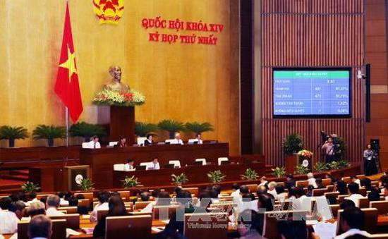 Chính phủ khóa mới sẽ có 5 Phó Thủ tướng, 17 Bộ trưởng