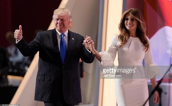 Hôn nhân sóng gió của ông Donald Trump