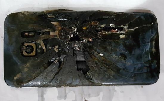 Galaxy S7 edge tiếp tục bốc hỏa tại Canada