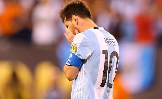 Messi là cầu thủ xuất sắc nhất mọi thời đại!